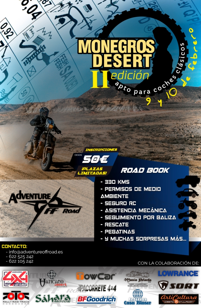 II Monegros Desert