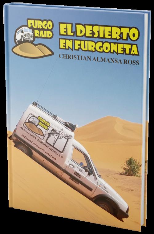 Libro: El desierto en furgoneta