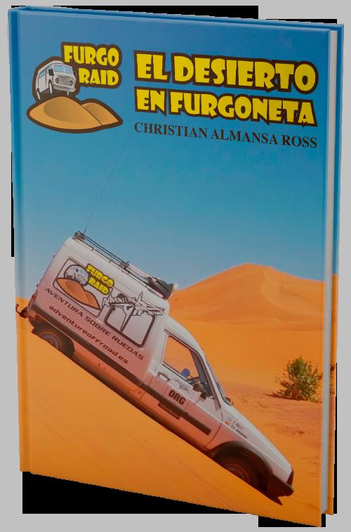 Libro | El Desierto en furgoneta