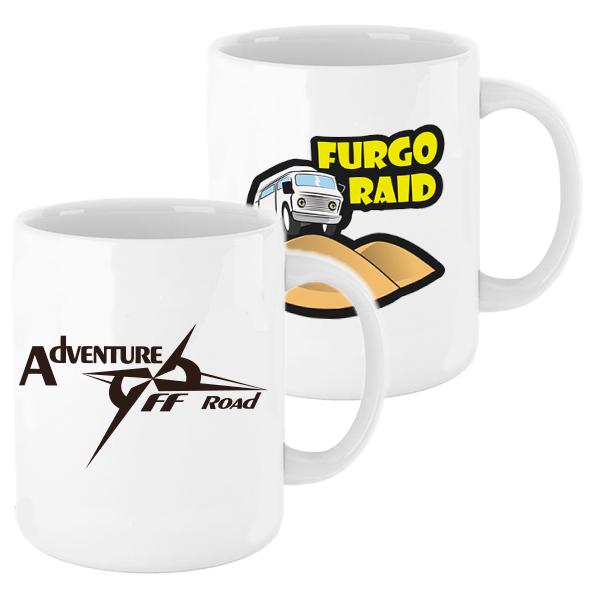 Tazas personalizadas de Adventure