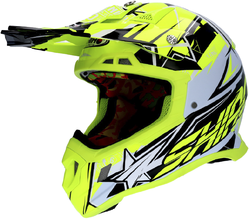 Casco Enduro de Carbono